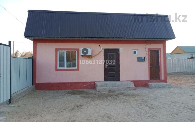2-комнатный дом, 45 м², 5 сот., 10 микрорайон ул. Сары-Арка 47 за 5.8 млн 〒 в Капчагае
