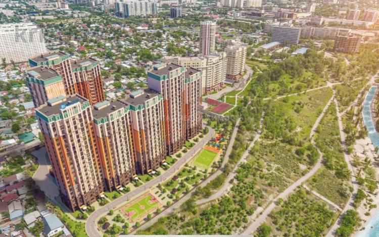 2-комнатная квартира, 71.79 м², Варламова 33 за ~ 26.6 млн 〒 в Алматы, Бостандыкский р-н