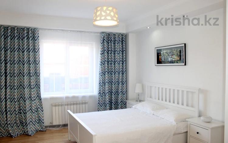2-комнатная квартира, 100 м², 27/30 этаж по часам, Аль-фараби 7 за 3 000 〒 в Алматы, Бостандыкский р-н