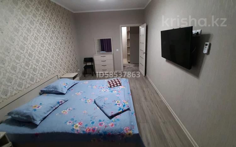 1-комнатная квартира, 40 м², 3/12 этаж посуточно, Жумалиева 153 — Жамбыла за 10 000 〒 в Алматы, Алмалинский р-н