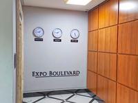 3-комнатная квартира, 92 м², 7/8 этаж на длительный срок, Кабанбай Батыра 58Б за 300 000 〒 в Нур-Султане (Астане), Есильский р-н