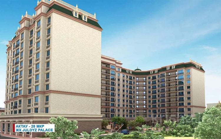 2-комнатная квартира, 62.17 м², 28-й мкр 39/3 за ~ 9.9 млн 〒 в Актау, 28-й мкр