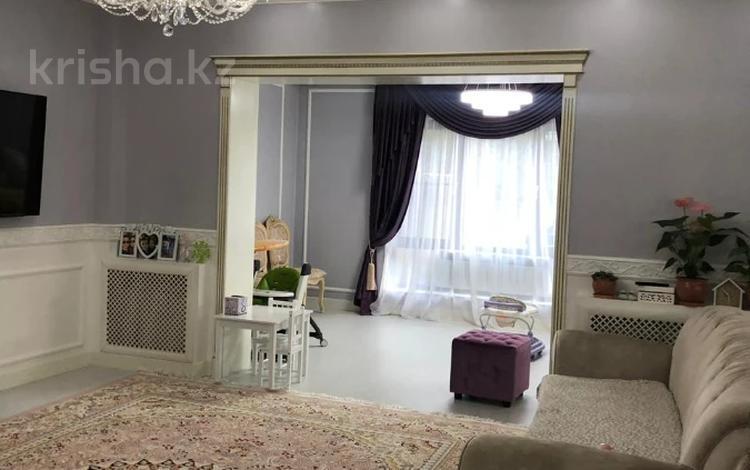 3-комнатная квартира, 145 м², 1/5 этаж, Мкр Актобе — Раугаш за 70 млн 〒 в Алматы, Бостандыкский р-н