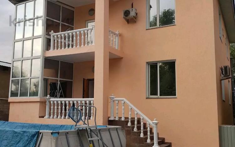 5-комнатный дом по часам, 500 м², 30 сот., Алгабас мкр 2 — Рыскулова за 7 000 〒 в Алматы