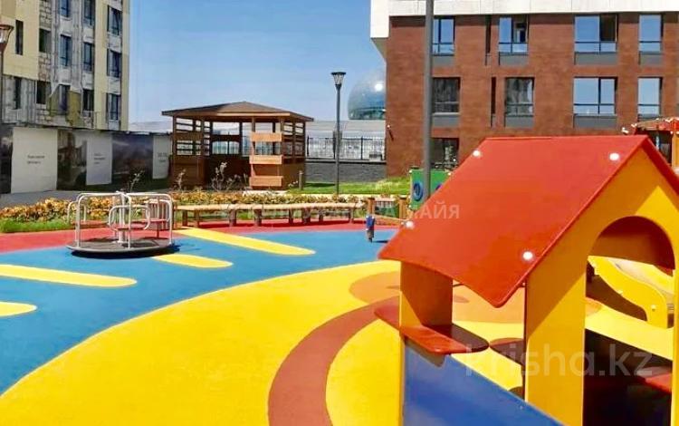 1-комнатная квартира, 44 м², 9/22 этаж, Манглик Ел 56 за 19.3 млн 〒 в Нур-Султане (Астана), Есиль р-н