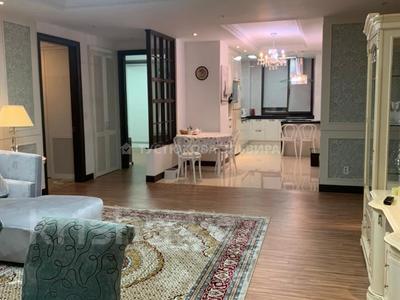 4-комнатная квартира, 148 м², 19/25 этаж на длительный срок, Кошкарбаева 8 за 600 000 〒 в Нур-Султане (Астане), Алматы р-н