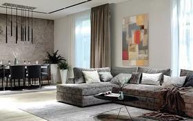 4-комнатная квартира, 160 м², 3/15 этаж, мкр Тау Самал, 3-я за 150 млн 〒 в Алматы, Медеуский р-н