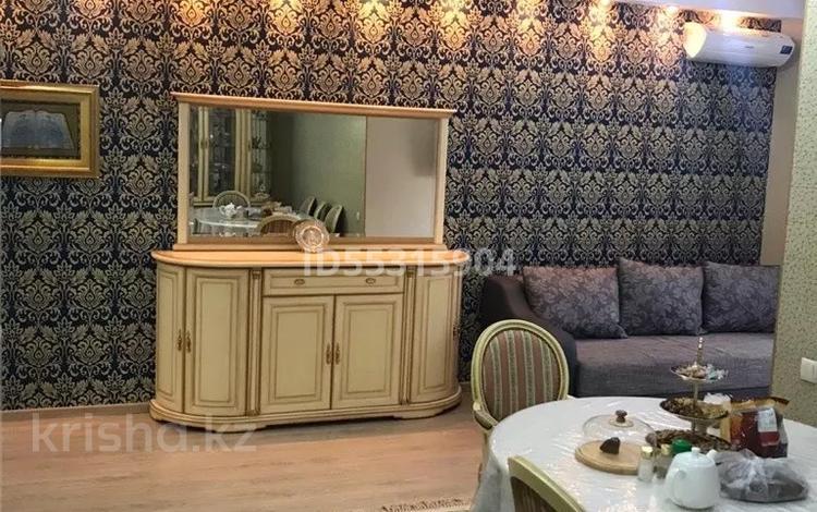 2-комнатная квартира, 58 м², 1 этаж, Есенберлина 155 за 35 млн 〒 в Алматы, Медеуский р-н