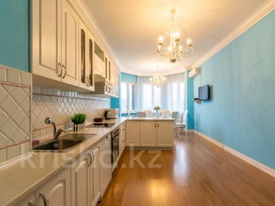 3-комнатная квартира, 110 м², 4/30 этаж посуточно, Аль-Фараби 21 за 40 000 〒 в Алматы — фото 11
