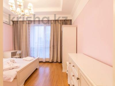 3-комнатная квартира, 110 м², 4/30 этаж посуточно, Аль-Фараби 21 за 40 000 〒 в Алматы — фото 16
