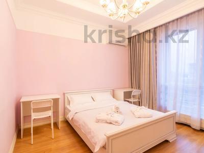 3-комнатная квартира, 110 м², 4/30 этаж посуточно, Аль-Фараби 21 за 40 000 〒 в Алматы — фото 17