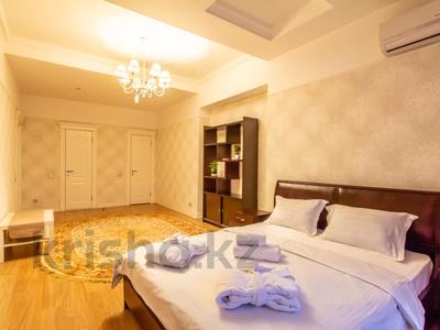 3-комнатная квартира, 110 м², 4/30 этаж посуточно, Аль-Фараби 21 за 40 000 〒 в Алматы — фото 22