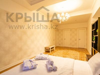 3-комнатная квартира, 110 м², 4/30 этаж посуточно, Аль-Фараби 21 за 40 000 〒 в Алматы — фото 23