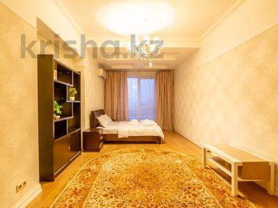 3-комнатная квартира, 110 м², 4/30 этаж посуточно, Аль-Фараби 21 за 40 000 〒 в Алматы — фото 24