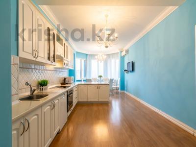 3-комнатная квартира, 110 м², 4/30 этаж посуточно, Аль-Фараби 21 за 40 000 〒 в Алматы — фото 5
