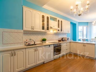3-комнатная квартира, 110 м², 4/30 этаж посуточно, Аль-Фараби 21 за 40 000 〒 в Алматы — фото 6