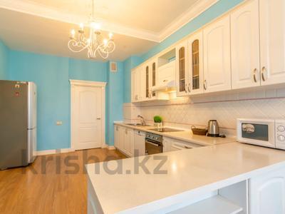 3-комнатная квартира, 110 м², 4/30 этаж посуточно, Аль-Фараби 21 за 40 000 〒 в Алматы — фото 9