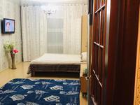 1-комнатная квартира, 30 м² посуточно, Торайгырова 3/1 — Сейфуллина за 5 000 〒 в Нур-Султане (Астане), р-н Байконур