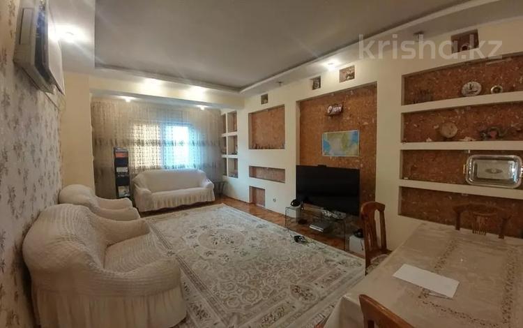 4-комнатная квартира, 135 м², 2/9 этаж, мкр Керемет 5 — Сейфуллина за 66 млн 〒 в Алматы, Бостандыкский р-н