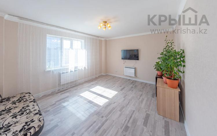3-комнатная квартира, 71.7 м², 9/16 этаж, Ильяса Омарова 9 за 25.9 млн 〒 в Нур-Султане (Астане), Есильский р-н