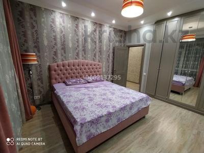 4-комнатная квартира, 160 м², 6/12 этаж посуточно, Пригородный, Сарайшык 5 за 20 000 〒 в Нур-Султане (Астана), Есиль р-н — фото 2