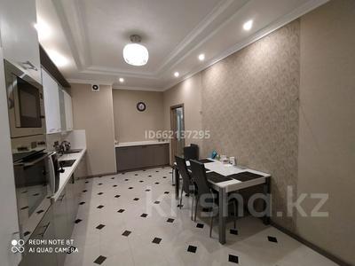 4-комнатная квартира, 160 м², 6/12 этаж посуточно, Пригородный, Сарайшык 5 за 20 000 〒 в Нур-Султане (Астана), Есиль р-н — фото 4