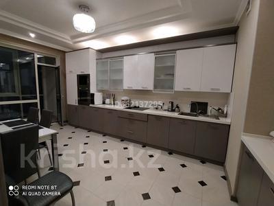 4-комнатная квартира, 160 м², 6/12 этаж посуточно, Пригородный, Сарайшык 5 за 20 000 〒 в Нур-Султане (Астана), Есиль р-н — фото 5