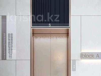 2-комнатная квартира, 74 м², Сыганак 2а за 38.5 млн 〒 в Нур-Султане (Астане), Есильский р-н