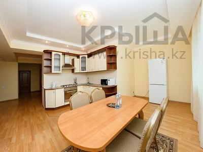 3-комнатная квартира, 120 м², 5 этаж посуточно, Достык 5/1 за 20 000 〒 в Нур-Султане (Астана), Есиль р-н — фото 4