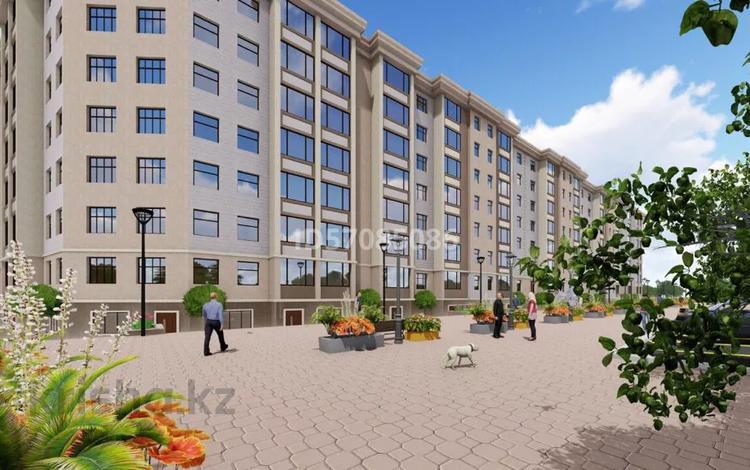 1-комнатная квартира, 39.9 м², 4/7 этаж, 19-й мкр — 18 мкр за ~ 6 млн 〒 в Актау, 19-й мкр