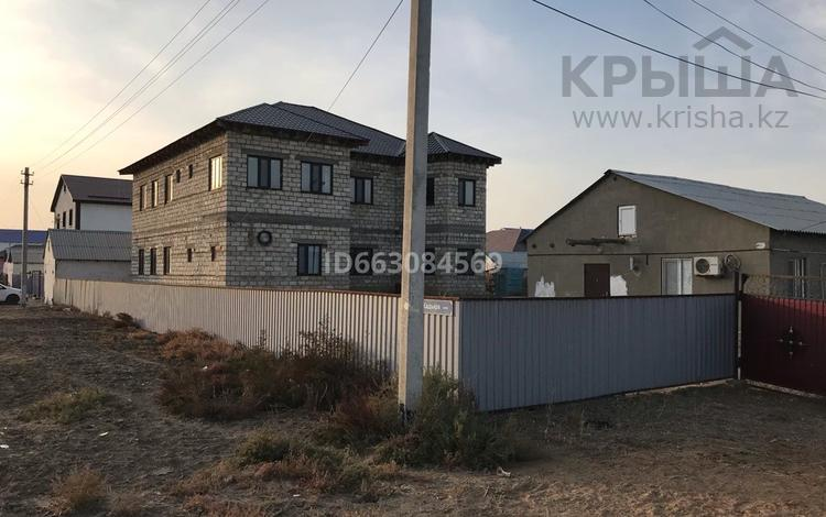 8-комнатный дом, 57 м², Микрорайон Мирас 30 — Геолог 2 за 30 млн 〒 в Атырау