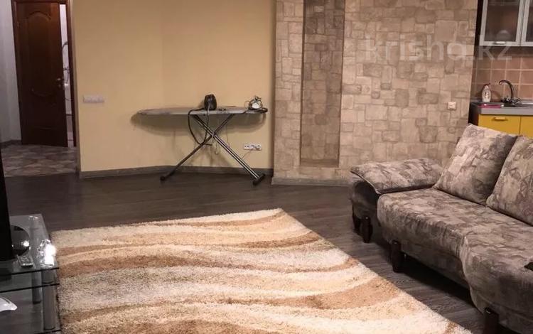 2-комнатная квартира, 75 м², 15/18 этаж посуточно, Курмангазы — Муканова за 15 000 〒 в Алматы, Алмалинский р-н