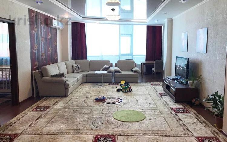 3-комнатная квартира, 125 м², 19/25 этаж, 11 микрорайон 112А — Абылхаир хана за 27 млн 〒 в Актобе, мкр 11