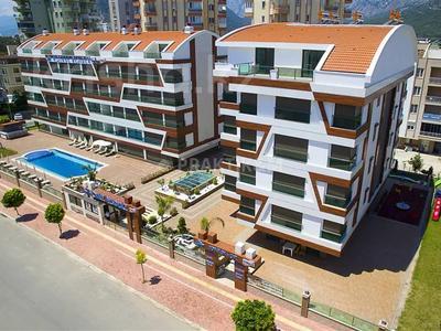 3-комнатная квартира, 70 м², 3/5 этаж, Коньялты 6.cd. за ~ 49 млн 〒 в Анталье — фото 2
