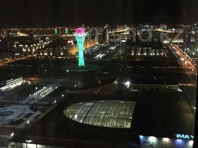 3-комнатная квартира, 150 м², 36/36 этаж посуточно, Достык 5 — Сауран за 16 000 〒 в Нур-Султане (Астана), Есиль р-н