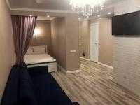 1-комнатная квартира, 50 м², 2/5 этаж посуточно, Батыс 2 338 за 9 000 〒 в Актобе