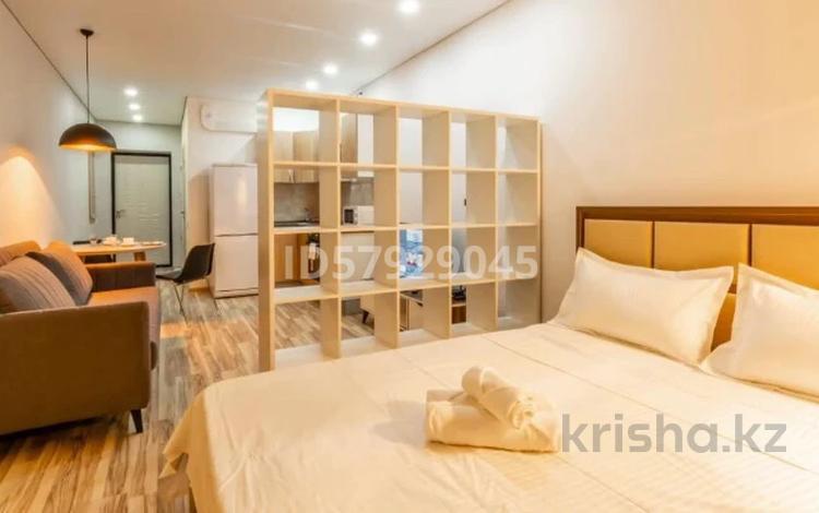 1-комнатная квартира, 45 м², 5/10 этаж посуточно, Муратбаева 145 — Казыбек би за 7 500 〒 в Алматы, Бостандыкский р-н
