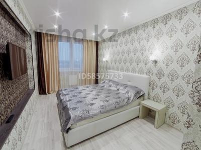 1-комнатная квартира, 45 м², 22 этаж посуточно, Кабанбай батыра 11 за 6 000 〒 в Нур-Султане (Астана), Есиль р-н