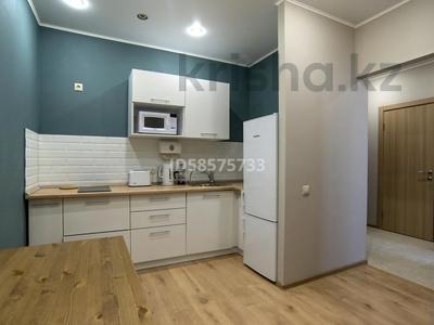 1-комнатная квартира, 45 м², 22 этаж посуточно, Кабанбай батыра 11 за 6 000 〒 в Нур-Султане (Астана), Есиль р-н — фото 2