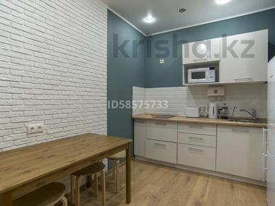 1-комнатная квартира, 45 м², 22 этаж посуточно, Кабанбай батыра 11 за 6 000 〒 в Нур-Султане (Астана), Есиль р-н — фото 3