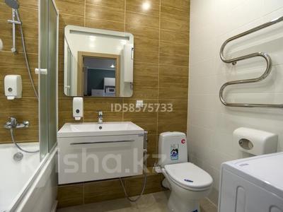 1-комнатная квартира, 45 м², 22 этаж посуточно, Кабанбай батыра 11 за 6 000 〒 в Нур-Султане (Астана), Есиль р-н — фото 4