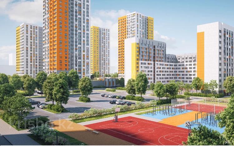 1-комнатная квартира, 41.28 м², Е-22 — E-51 за ~ 12.2 млн 〒 в Нур-Султане (Астана), Есиль р-н