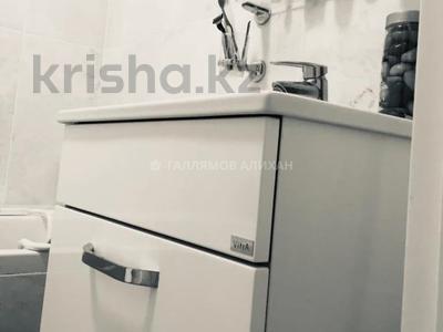 1-комнатная квартира, 40 м², 5/14 этаж, Навои за 26.5 млн 〒 в Алматы, Бостандыкский р-н