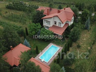 Дача с участком в 360 сот. посуточно, Посёлок Рыскулова за 130 000 〒 в Талгаре