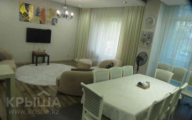 4-комнатная квартира, 109 м², Сауран — Сыганак за 40 млн 〒 в Нур-Султане (Астана), Есиль р-н