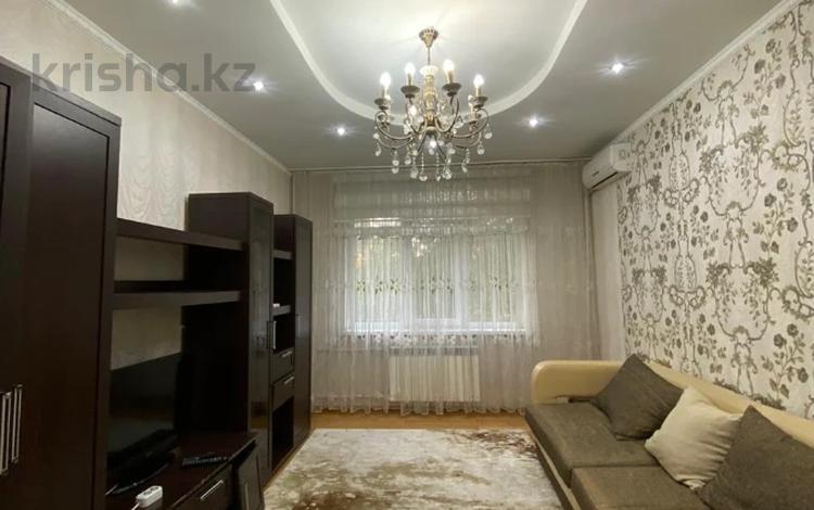 2-комнатная квартира, 56 м², 2/9 этаж, мкр Жетысу-2, Мкр Жетысу-2 — Саина за 23 млн 〒 в Алматы, Ауэзовский р-н