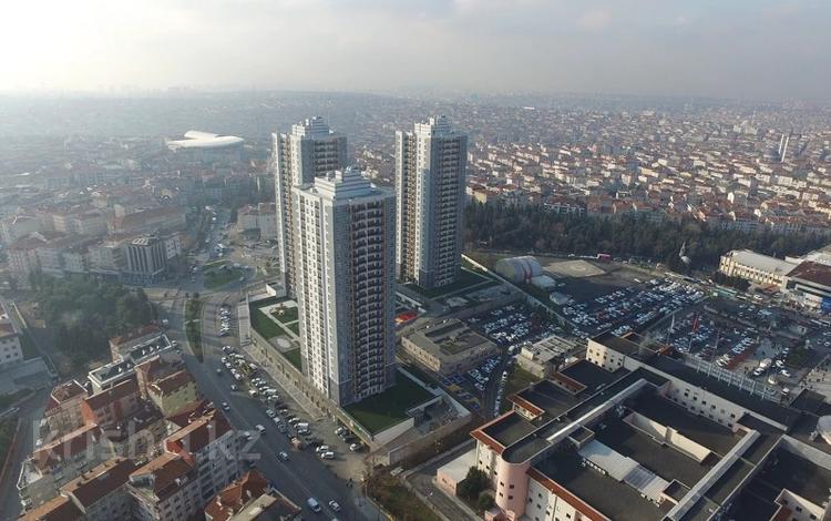 3-комнатная квартира, 120 м², 2/25 этаж, Багджылар 1 за ~ 57.4 млн 〒 в Стамбуле