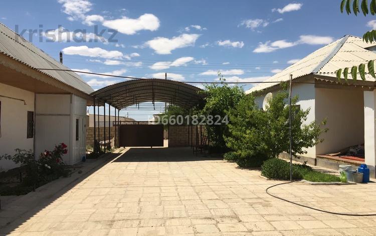 4-комнатный дом, 110 м², 10 сот., Рахат2. 9в 99 за 12 млн 〒 в Жанаозен