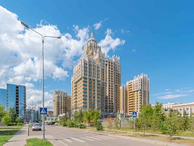 4-комнатная квартира, 105 м², 30/39 этаж, Кабанбай батыра 11 за 42 млн 〒 в Нур-Султане (Астана), Есиль р-н — фото 41
