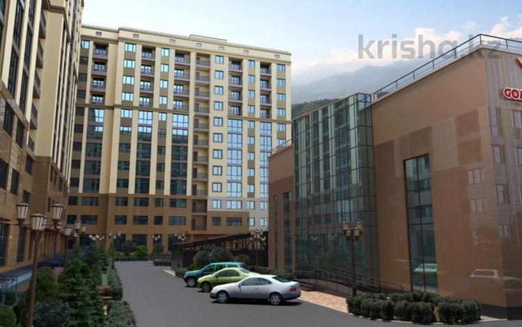 3-комнатная квартира, 122.7 м², Торайгырова за ~ 46.6 млн 〒 в Алматы, Бостандыкский р-н